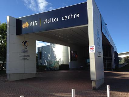 Cabspot 90 AIS Visitors Centre